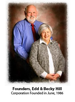 Founders, Edd & Becky Hill | HVAC Inc.
